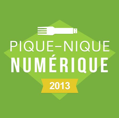 Logo pique-nique numérique 2013