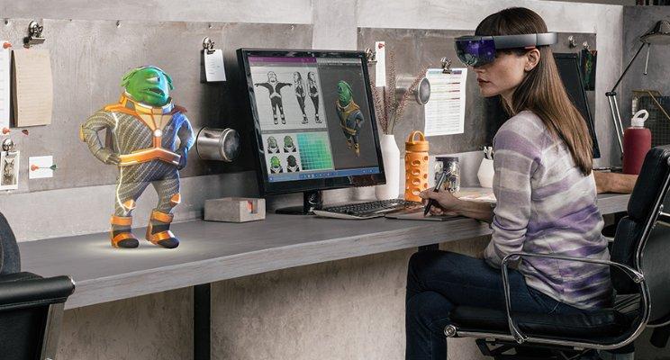 Développeuse 3D